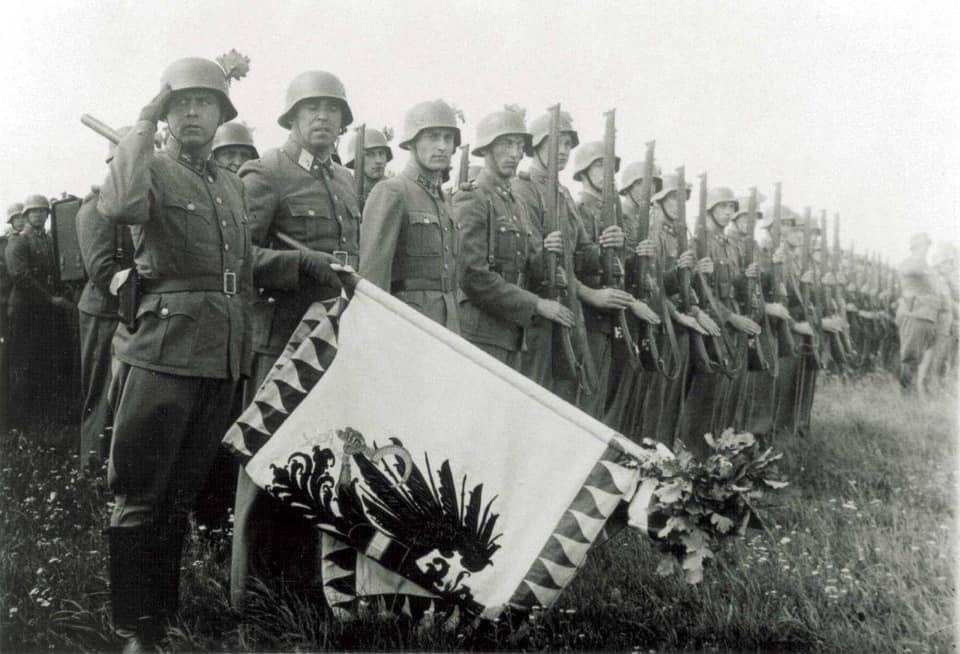 Austrian army 1958