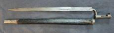 Augustin socket sword bayonet 1849