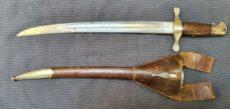 French hunting bayonet