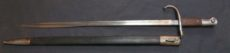 Turkish M1903 sword bayonet