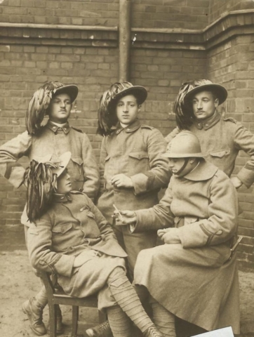 Bersaglieri WWI