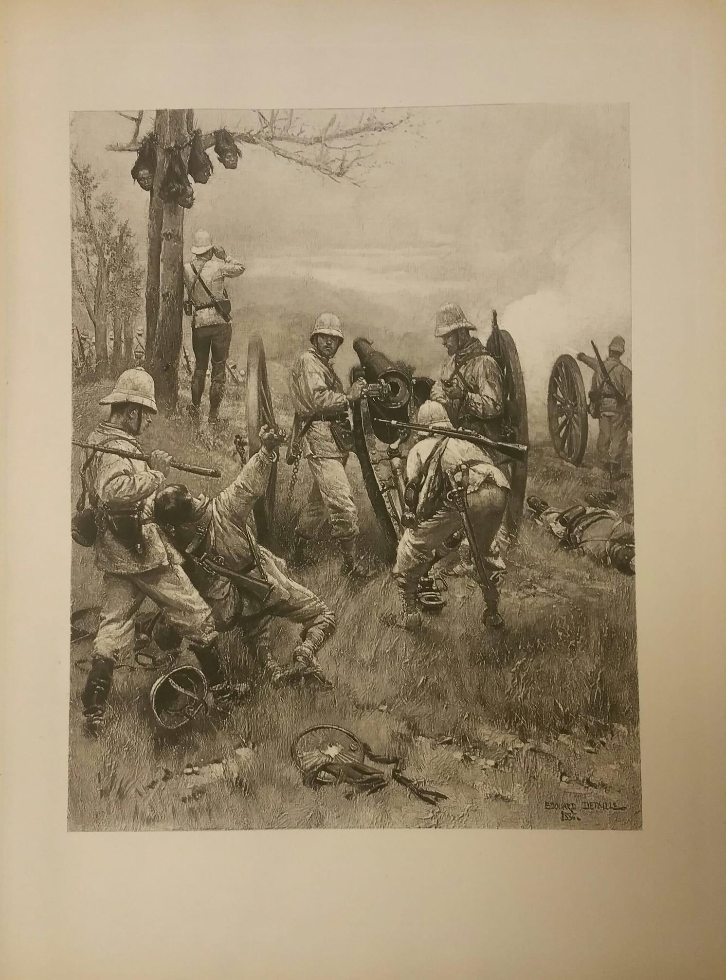British soldiers - Zulu? Crimean War?