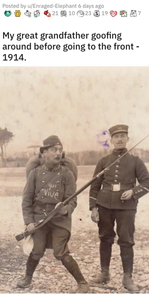 French with Lebel before WWI