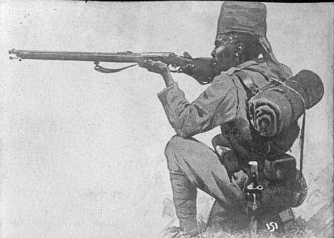 German East African Askari