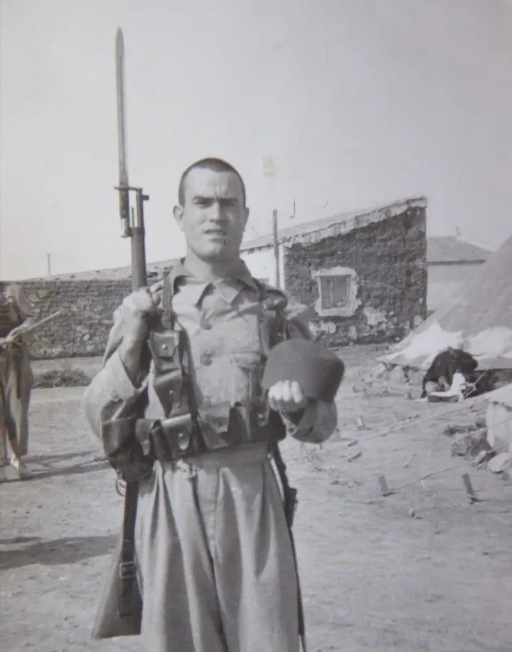 Spanish bayonet  M1913