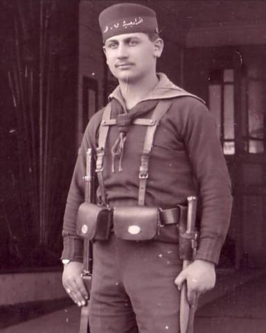 Turkish marine