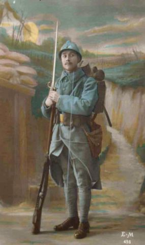 French with Chassepot